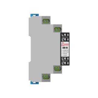 УКМ-1М — Устройство контроля микроклимата (фиксированные уставки) ( NC +20°С / NO +35°С ), 3 канала