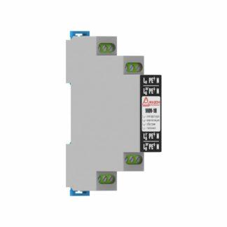 УКМ-1П — Устройство контроля микроклимата (фиксированные уставки), c защитой от перенапряжений ( NC +20°С / NO +35°С ), 3 канала