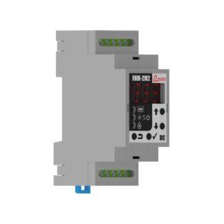 УКМ-2М2 — Устройство контроля микроклимата, 12-36В DC, 2 канала, выносной датчик, аварийный термостат
