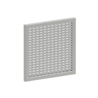 ЗКР-291 — Защитная решетка вентиляции, монтажный вырез 291х291