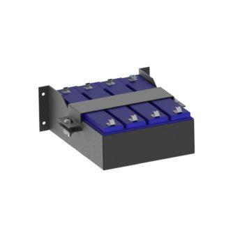 Полка для аккумуляторных батарей КАБ-12022-4