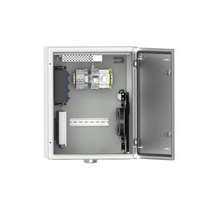 Термошкаф «Амадон» ТША120-40.50.25-У1-121120 для видеонаблюдения, с ИБП