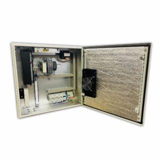 Термошкаф «Амадон» ТША120-60.60.21-120-У1-51120 для видеонаблюдения, с АКБ