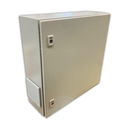 Термошкаф «Амадон» ТША122-60.60.21-180-УХЛ1-Тип3-6 (Термошкаф СОТ для видеонаблюдения)