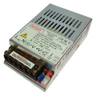 50W/12-24V/120AL — Блок питания Faraday Electronics, 50 Вт, 12-24В