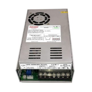 UPS 300W/48V Simple — Блок бесперебойного питания ББП Faraday Electronics, 300 Вт, 48 В