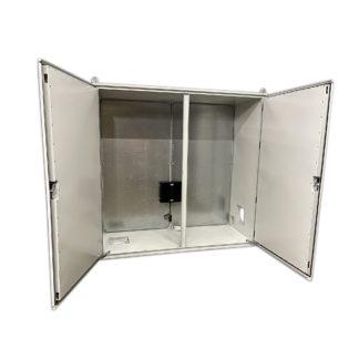 Взрывозащищенный термошкаф «Амадон» ТША810.2-Ехe-190.200.80-800-У1