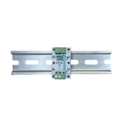 ЗЛП-1-48 — Устройство защиты линий ( 1 линия питания 48 В )