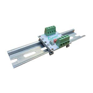 ЗЛС-1Д — Устройство защиты линий ( 2 линии промышленной связи RS-485/RS422 )