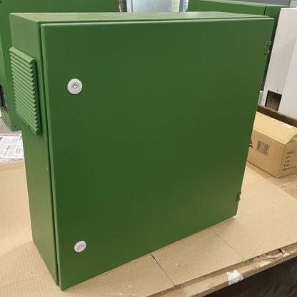 Термошкаф «Амадон» ТША112-ИБП.ВЦ-60.60.21-ST для видеонаблюдения, с ИБП