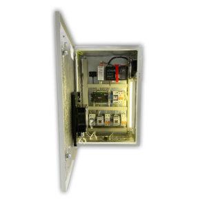 Термошкаф с ИБП и удаленным мониторнигом ТША122-ОЛ.М.ИБП-40.60.25-ST