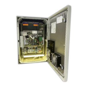 Термошкаф для видеонаблюдения с ИБП ТША122-ВЦ.ИБП.М-40.60.21-PL-SVP1-4-8