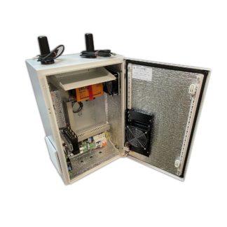 Термошкаф «Амадон» ТША122-ГКД020421-ЦОДД.ВЦ.ИБП.М, для оборудования мониторинга дорожной ситуации