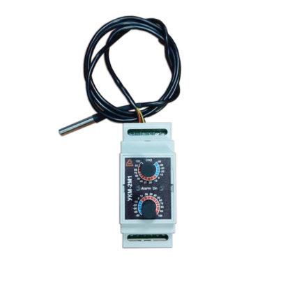 УКМ-2М1 — Устройство контроля микроклимата, 2 настраиваемых канала