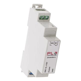 PLController R15250 — Силовое реле на DIN-рейку NetPing
