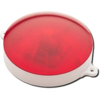 МАЯК-12-СТ — Оповещатель охранно-пожарный, световой красный NetPing, 2м