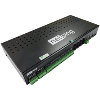 Устройство NetPing server solution v5 — устройство удаленного мониторинга датчиков