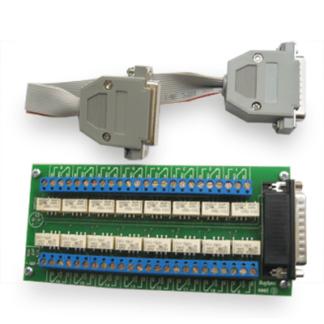 NetPing Relay board — Плата реле для UniPing v3