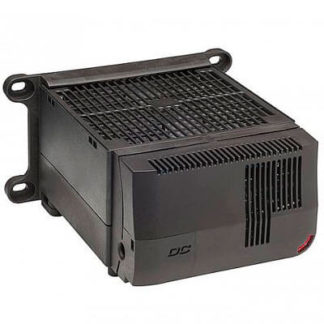 13092.1-03 — Нагреватель с вентилятором Stego DCR 130, гигростат с разъемом для внешнего датчика, 200 Вт, 24 DC