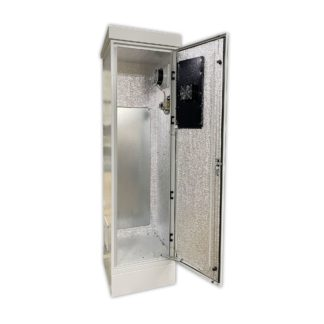 Термошкаф ТША123-ПТ-60.200.60-ST для модуля газового пожаротушения МГП «АТАКА» 60-80-32