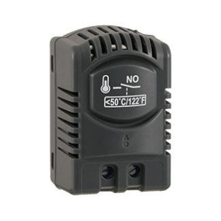 TFM-040 — Термостат механический c фиксированной уставкой Silart (NC +50°С..+40°С)