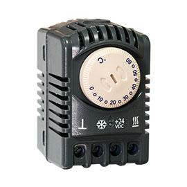 TSM-510 — Термостат с переключающим контактом Silart, ( СO 0°C..+60°C )